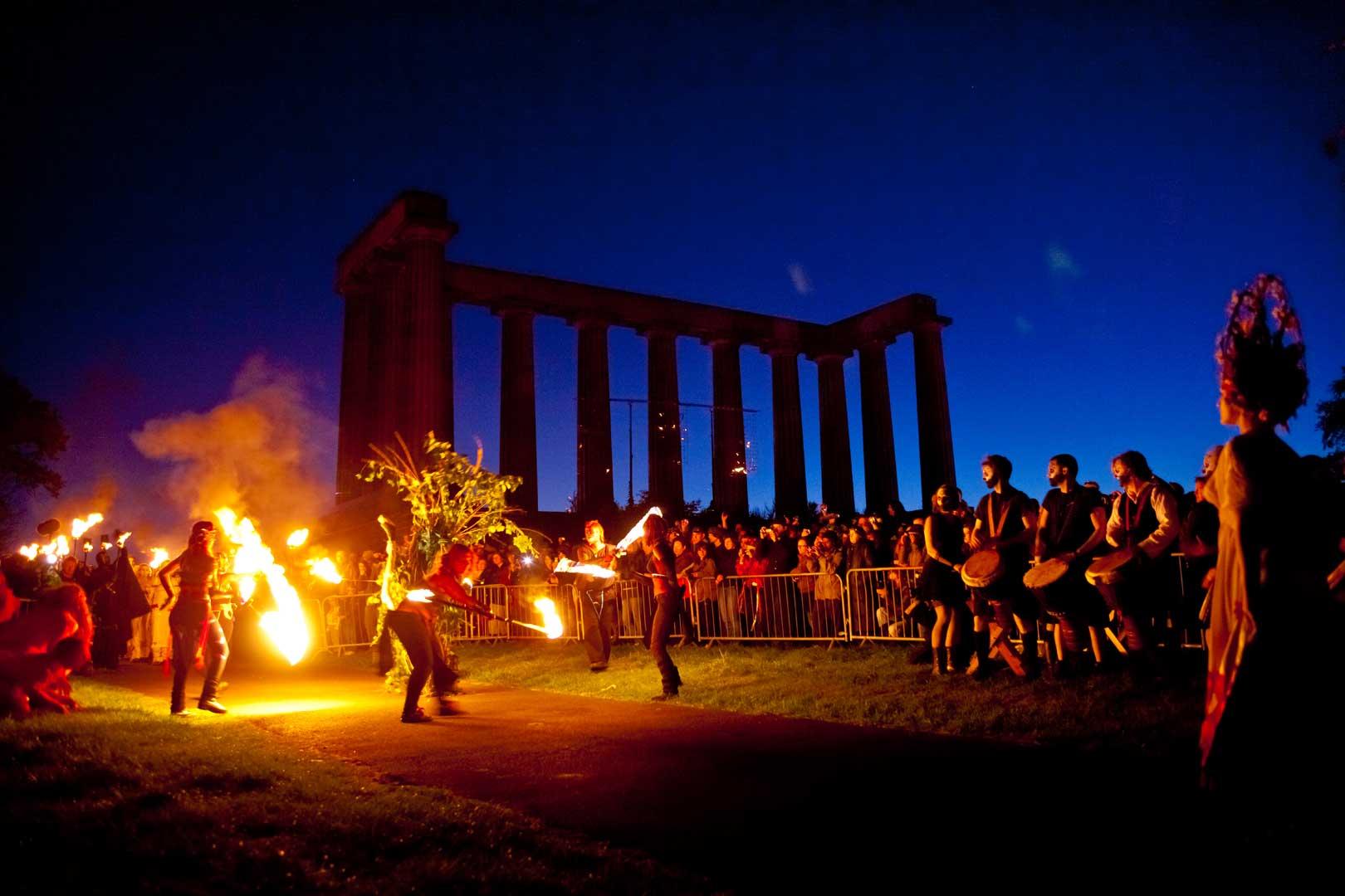 Beltane Fire Festival 2018 | Edinburgh Festival Guide
