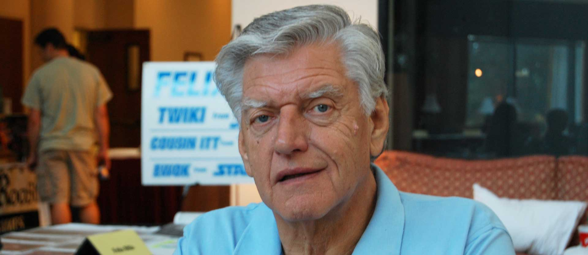 David Prowse at Mountain Con III in 2007